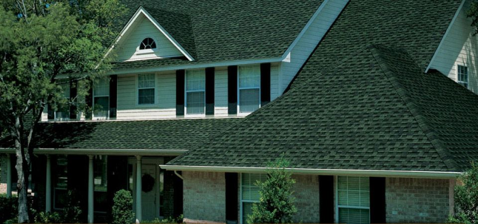Roofing residential home
